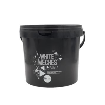 Ντεκαπάζ White Meches BBcos κουβάς 3 κιλά