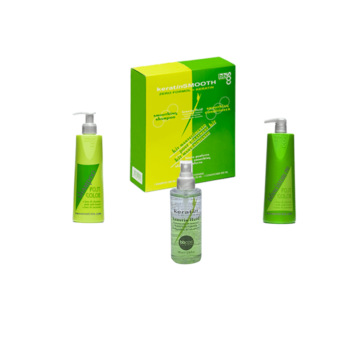 Σετ BBcos Keratin Smooth
