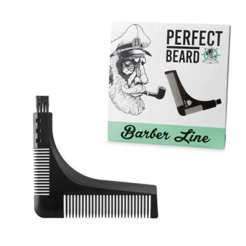 Χτενάκι για γένια Barber Line