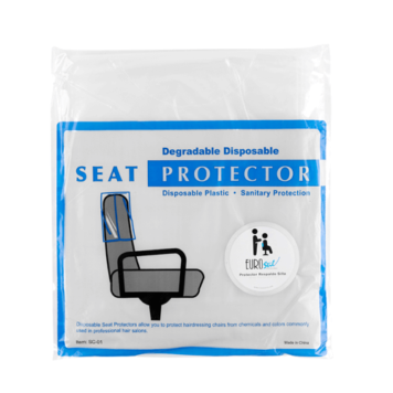 Καλύμματα καρέκλας κομμωτηρίου μιας χρήσης
