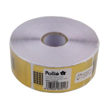 Φόρμες ακρυλικού 500τμχ Pollie 04825