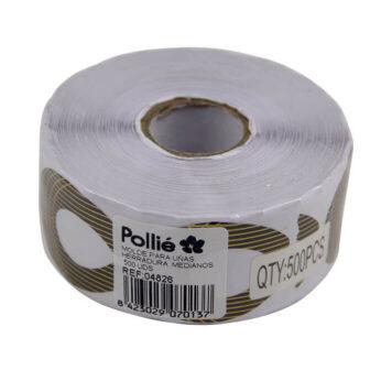 Φόρμες ακρυλικού 500τμχ Pollie 04826