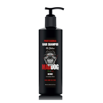 Maddog hair shampoo no yellow