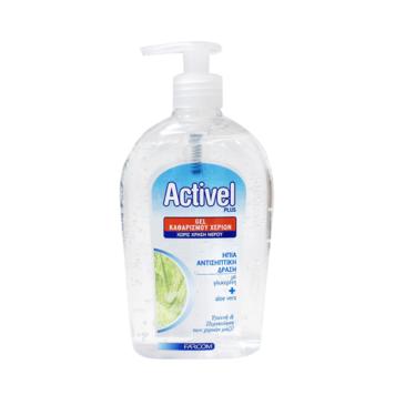Αντισηπτικό χεριών Activel gel