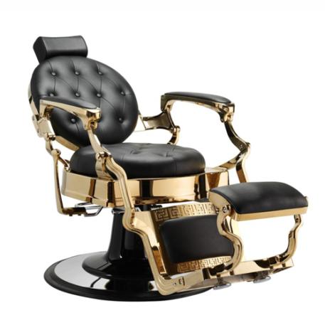 Καρέκλα barber Romeo gold